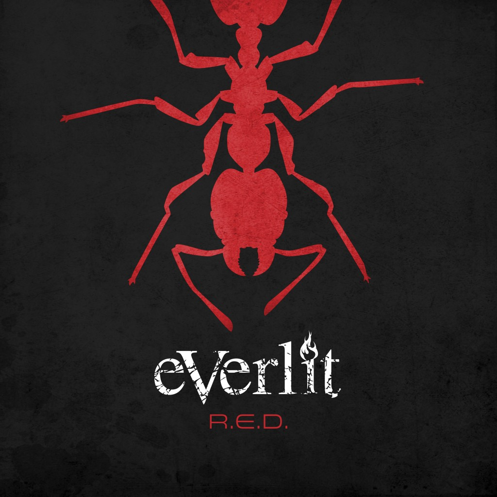 Everlit RED Single Art