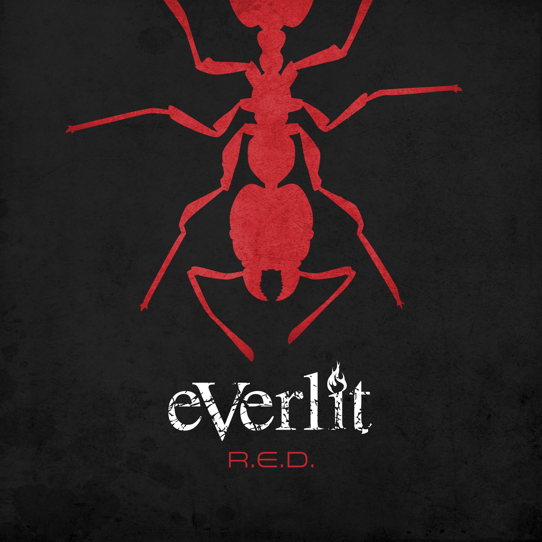 Everlit RED Single Art