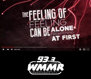 Everlit WMMR RED Lyric Video