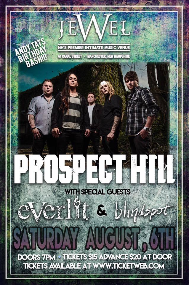 Prospect Hill Everlit Flyer